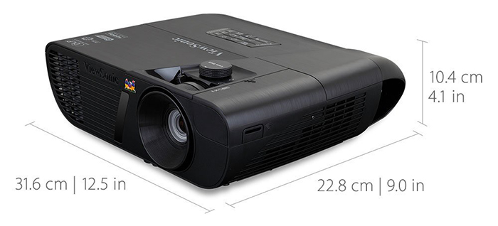 ViewSonic LightStream Pro7827HD Vidéoprojecteur