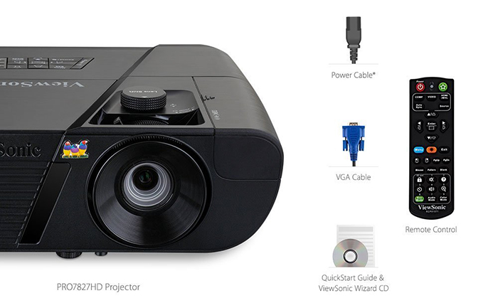 ViewSonic LightStream Vidéoprojecteur