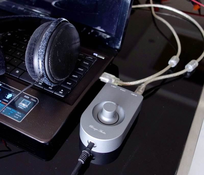 DAC AUdio USB